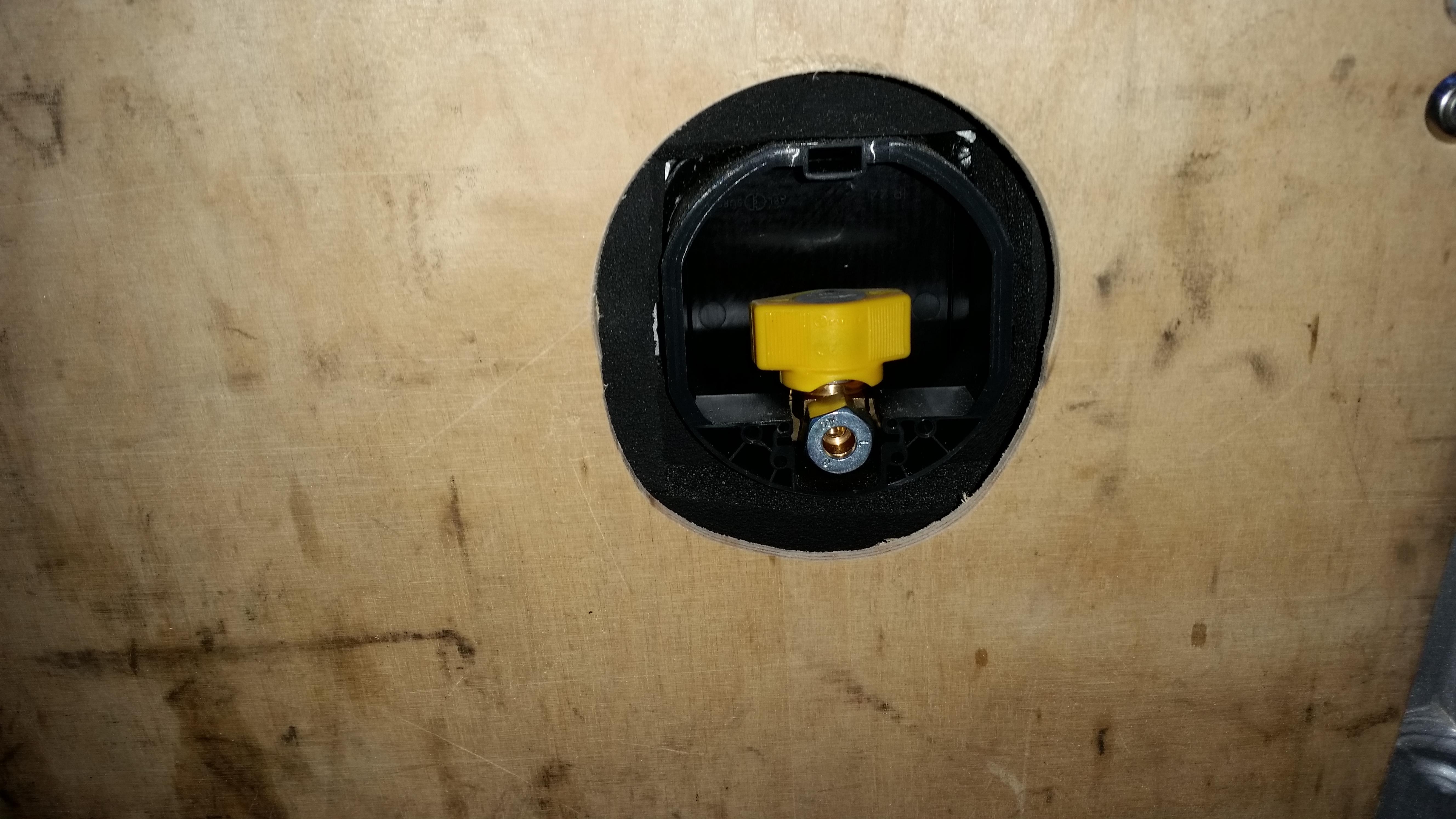 versicherung vorschrift außensteckdosen